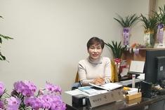 국은주 (전)경기도의 재활체육관장 취임